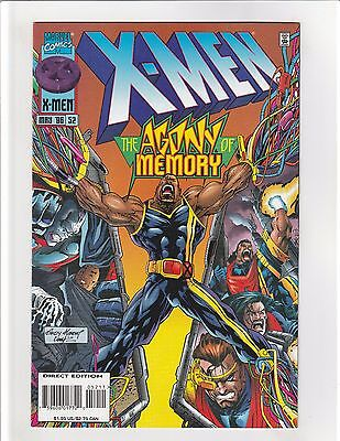 X-Men (1991) #52 VF/NM 9.0 Marvel Comics Bishop, Age of Apocalypse