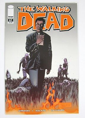 Walking Dead #61 First App of Father Gabriel NM Image Comics