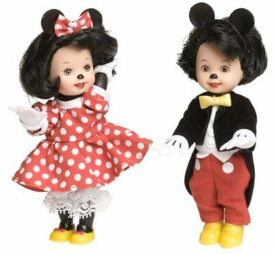 Barbie Tommy And Kelly Dressed As Mickey And Minnie NIB 2002 FREE SHIPPING