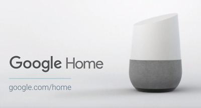 Google Home a voice-activated speaker powered by the Google Assistant