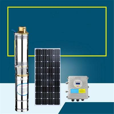 Stainless Steel Solar Water Pump 3DSD5-40-48-750