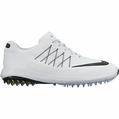 2017 Nike LUNAR CONTROL VAPOR Golf Shoes Mens Wide White/Black - Choose a Size