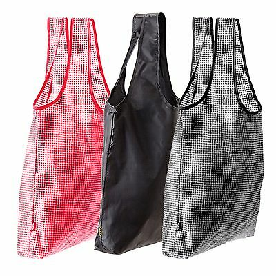 IKEA KNALLA Foldable Carrier BAG - Tote Bag for Shopping - Fold in its Pocket