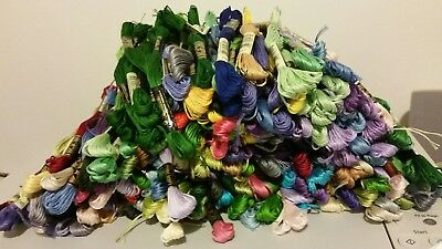 Lot of 318 Skeins DMC Thread Floss cross stitch or embroidery NEW!! FREE SHIP!!