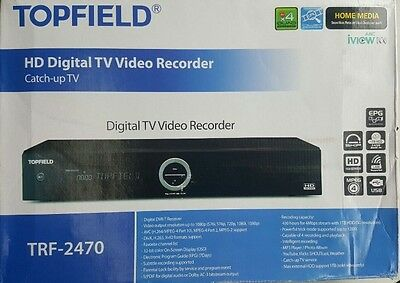 Topfield TRF- 2470 with 1TB Hard drive