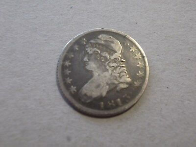 1813 Silver Capped Bust Half Dollar 50 Cent