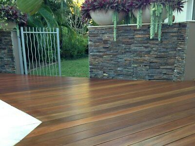 Spotted Gum Timber Decking 135 x 19mm