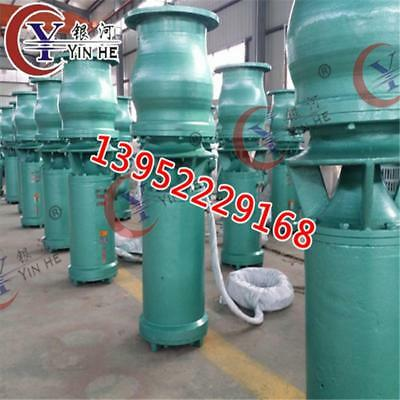 Submersible Pump Fountain Pump Cast Iron Axial Pump