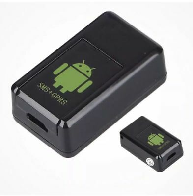 MINI Spy Camera GSM GPRS Tracker Listening Device Vehicle Voice Activated GF-08