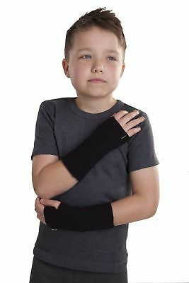 OCTAVE® Kids Wrist Warmers Fingerless Gloves - Keep Your Hands Warm and Fingers