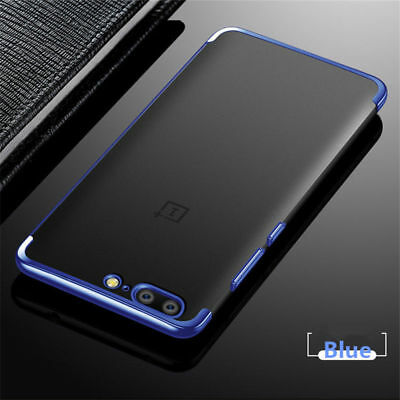 A5000 Plating Case Soft 3D Laser Silicone Ultra Slim Cover For OnePlus 5 Five
