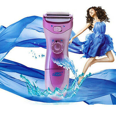 Electric Armpit Hair Remover Trimmer Epilator Lady Women Body Shaver Washable