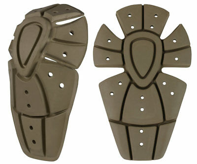 Condor COYOTE BROWN Articulated Knee Pad Inserts for Tactical Operator Pants