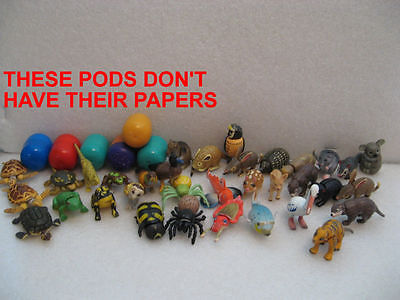 Yowie's - Lot Of 40 Creatures