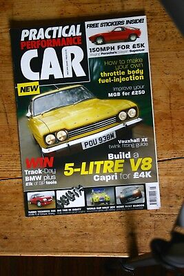 Practical Performance Car PPC magazine Issue No 1 May 2004