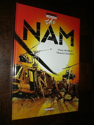 THE NAM - Doug Murray Michael Golden 1988 - Ed. Delcourt