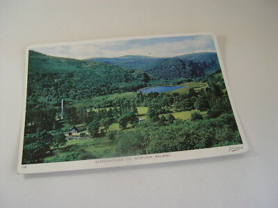OZ3231 - Postcard - Glendalough, Co. Wicklow
