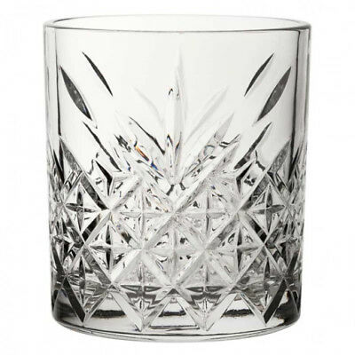 Timeless Vintage Double Old Fashioned Tumbler 12.5oz/35.5cl  **choose 2/4/6/12**
