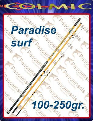 colmic rod PARADISE SURF casting m4,30-mt.4,60 10-250 gr broken down 3 sections