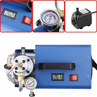30MPA 220V High Pressure Electric Compressor Pump For Pneumatic Airgun Rifle YN