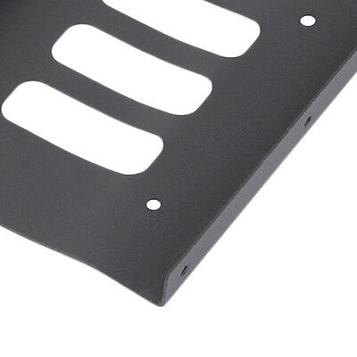 2.5 to 3.5inch SSD to HDD Metal Adapter Mounting Bracket Hard Drive Holder YN