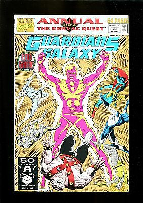 GUARDIANS OF THE GALAXY ANNUAL 1 (9.0) STARLORD MARVEL (b031)