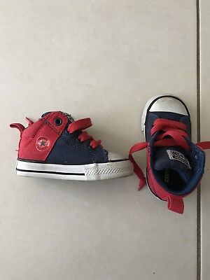 Converse Size 4 Toddler Shoes