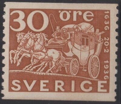 Sweden 1936 300 Years 30 ore, mh