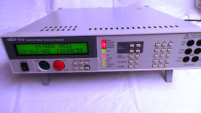 Vitrek 953i Electrical Safety Compliance Analyzer, 6kVAC,11 kVDC, IR, LR