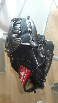 Rawlings Leather Baseball Glove. RSG8B Supe R Size