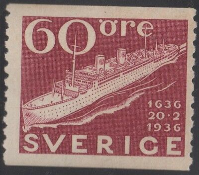 Sweden 1936 300 Years 60 ore, mh