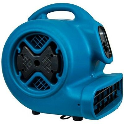 NEW! XPOWER Stackable Air Mover, 4 Positions 3 Speeds 1/2 HP !!
