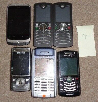 mobile phone joblot x 6 (4)