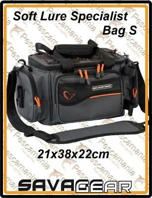 "Bag spinning Savage Gear ""Soft Lure Specialist Bag S"" 21x38x22cm"
