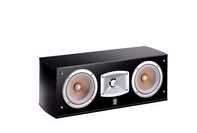 CENTER SPEAKERS: Yamaha NS-C444 EF Series, 2-Way Dual Woofer, 250W, 13cm Cone