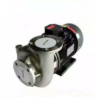Stainless Steel Small Hot Oil Circulation Pump