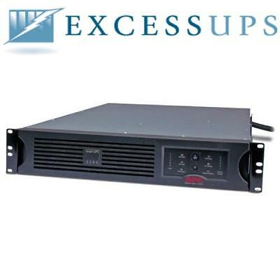 Apc Smart-Ups 3000Va Rm 2U Dla3000Rm2U Ups New Batteries 1 Yr Warranty