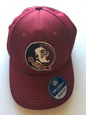 new style a6fc9 643c5 Florida State Seminoles NCAA One Size One Fit Hat Cap FSU TOW