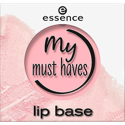 Essence - My Must Haves Lip Base Lipstick Primer Powder - Pink