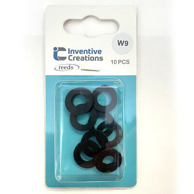 Individual or Assortment of 2/4/10 Rubber Tap Washers In 3/8\