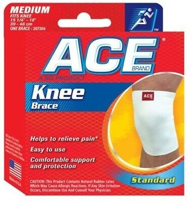 Ace Knee Brace Support #7304, Medium - 1 Each (Pack Of 6)