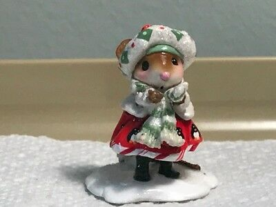 Wee Forest Folk Mouse Expo Special Penny Gwen