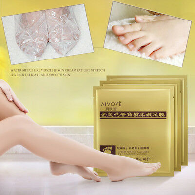 Exfoliant Peel Foot Mask Baby Soft Feet Supprimer le masque Callus Dead Skin