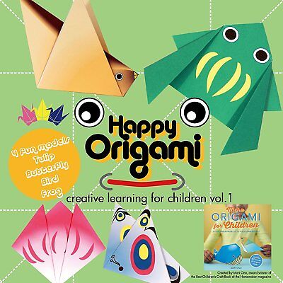 Summer Fun Origami Paper Kit for Children