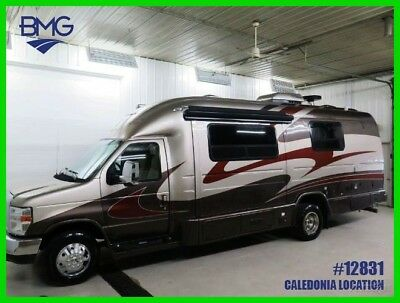 2012 Coach House 261XL DT Motorhome Luxury Class B+ C Ford E-450 Motor Home RV