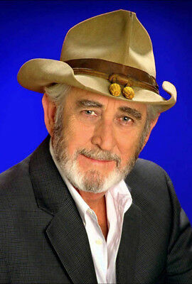 Don Williams UNSIGNED photo - K3093 - American country singer