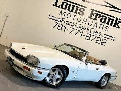 1995 Jaguar XJS 2+2 INLINE 6! INCREDIBLE SHAPE! ONLY 2 OWNERS FROM NEW! RARE COLORS! DONT MISS IT!!!