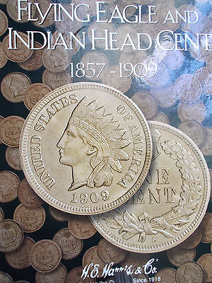 Indian Head Penny Album  (Complete) 1857 To 1909 S