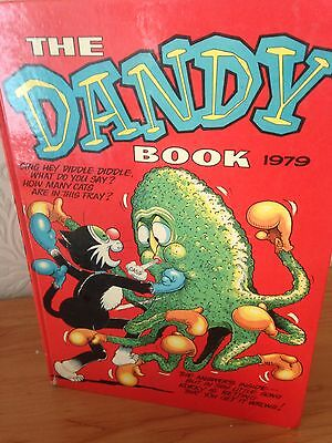 The Dandy Book Annual 1979 in Very Good condition 99p no reserve