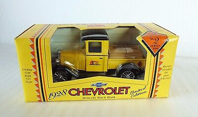 Home Hardware 1928 Chevrolet Delivery Truck Series 2 No 2 Coin Bank 1:25 - New